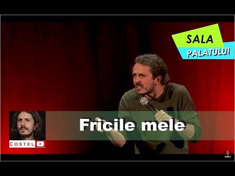 Frici | Sala Palatului | Costel stand-up comedy