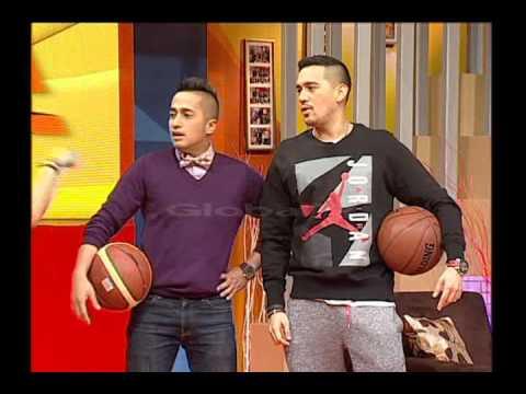 Selain Basket, Mario Lawalata Suka Pool Dancing
