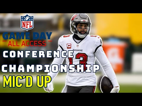 NFL Conference Championship Mic'd Up
