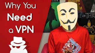 What is a VPN?! And Why You Need One RIGHT NOW!