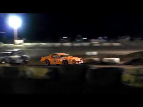Gary Pescador #01 12/3/16 Heat 2 Paradise Speedway Maui