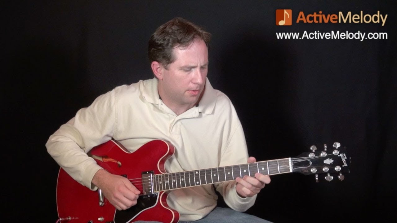 Rockabilly, Carl Perkins Style Guitar Lesson -- EP024