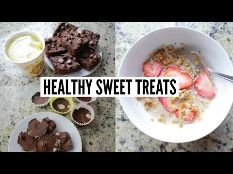 3 Healthy Desserts to Satisfy Your Sweet Tooth