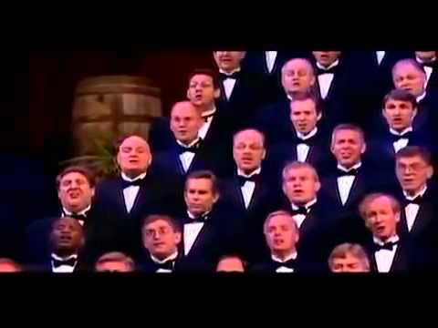 HQ Best Version Of 'Battle Hymn Of The Republic' EVER!  Mormon Tabernacle Choir + Lyrics 1