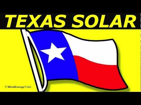 Texas Solar Panels in Texas - Solar