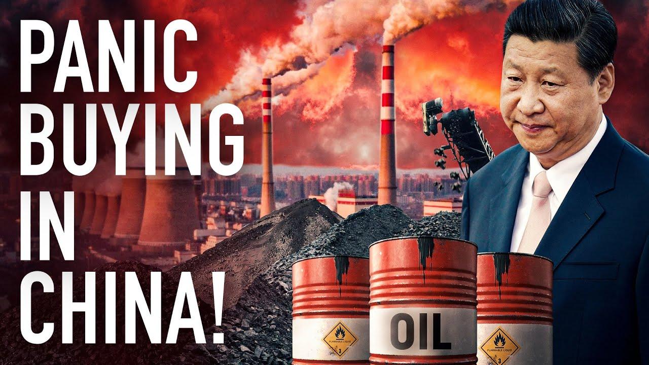 Panic Buying Frenzy Sweeps Across China: A Rush To Hoard Energy Supplies Has Begun