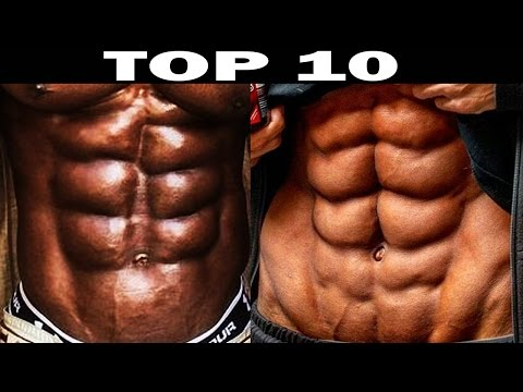 TOP 10 BEST ABS IN THE WORLD (HD)