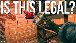 The Pro League Smoke Glitch? - Rainbow Six Siege