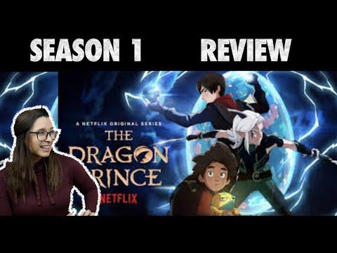 Dragon Prince–Season One Review [CC]