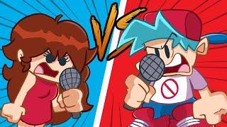 Girlfriend vs Boyfriend - FNF Full Week MOD