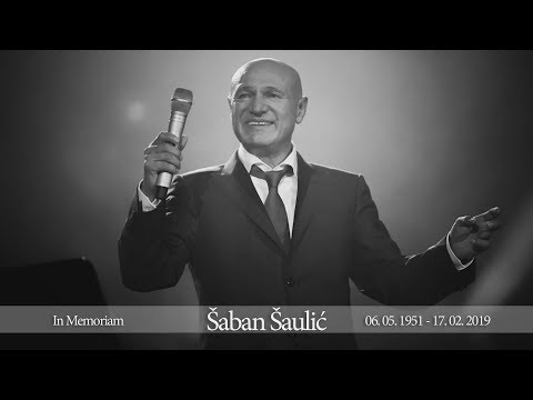 IZET BEGANOVIC - PESMA O ŠABANU (OFFICIAL VIDEO)