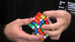 5x5 former rubik s cube world record 51 09 seconds