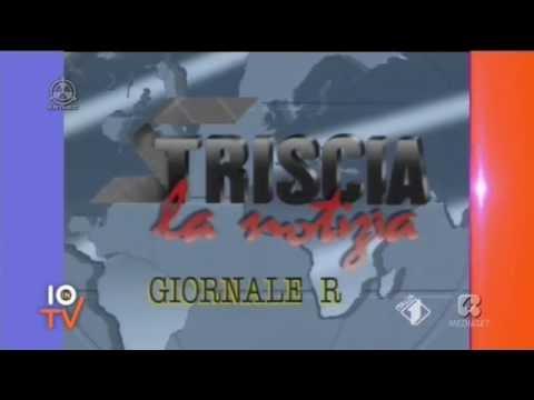 Sigla Striscia la Notizia, ItaliaUno 1988.