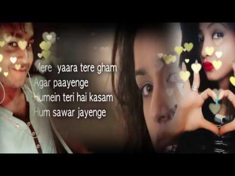 hum mar jayenge aashiqui 2 full song with lyrics aditya roy kapur