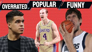 10 NBA cult hero players in 2019/20 explained - Boban, Caruso and more!
