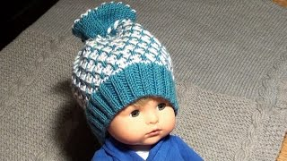 Детская шапочка. Окончание
