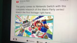 Super Mario Party is Coming Soon!