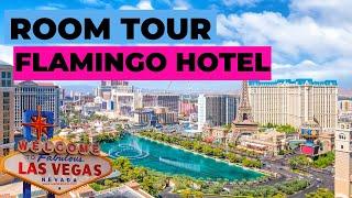 FLAMINGO HOTEL LAS VEGAS: Room Tour