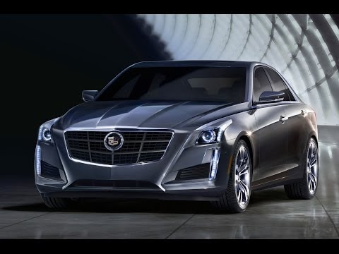 New Cars 2015 Cadillac CTS 2.0T 2014 Review and Road Test