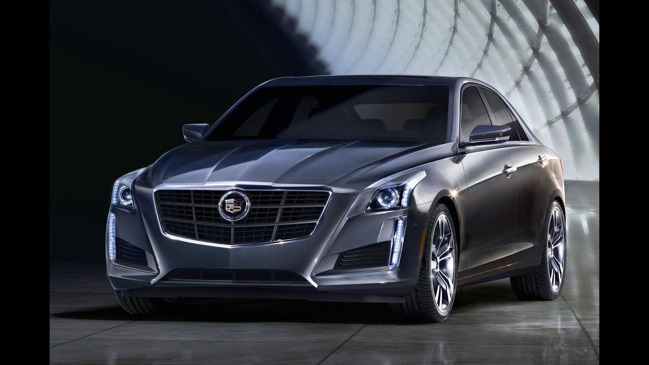 New Cars 2015 Cadillac CTS 2.0T 2014 Review and Road Test ...