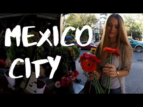 STREETS OF MEXICO CITY #VLOG