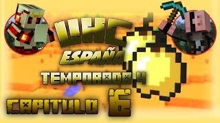 UHC ESPAÑA T4 - CAPÍTULO 6 - Fuig del mig òstia