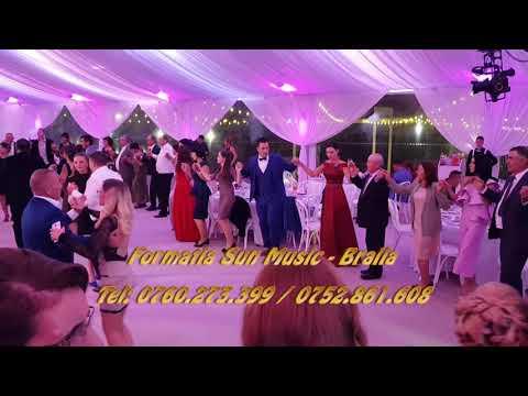 FORMATIA SUN MUSIC - IARA BEAU IARA PETREC-Live (Formatii nunta Bucuresti,Braila,Focsani, Constanta)