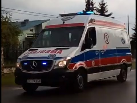 Alarmowo: Ambulans S 01 03 – Mercedes Benz Sprinter 316