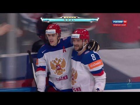 Финал чемпионата мира по хоккею. Россия 1:6 Канада. Видео