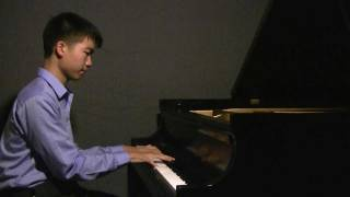 How High the Moon by Nancy Hamilton and Morgan Lewis - Evan Chow, pianist