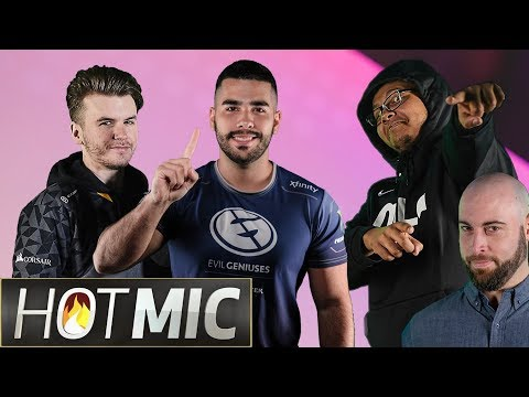 MLG Hot Mic with Apathy, Temp and Jurd. | CWL Pro League | Stage 2 | Week 2