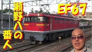 瀬野八の番人・EF67