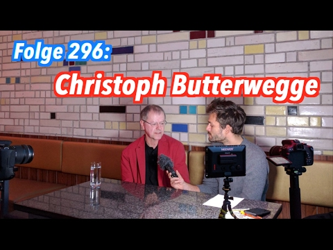Christoph Butterwegge, Bundespräsidentschaftskandidat der Linken - Jung & Naiv: Folge 296
