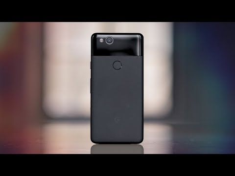 Знакомство с Google Pixel 2