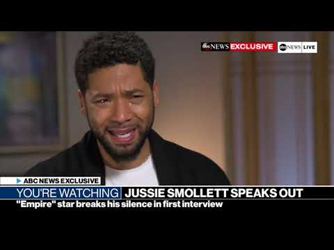 Fred And Angi - WATCH: Jussie Smollett Versus The Chicago Police Department Mashup