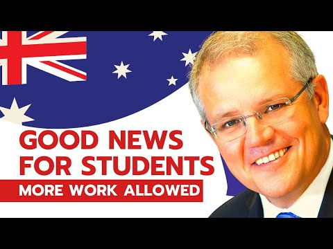 GOOD NEWS FOR STUDENTS IN AUSTRALIAN : LATEST CHANGES IN AUSTRALIAN IMMIGRATION