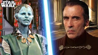 The Jedi Who Trained Dooku as a Sith Behind Yoda's Back! [CANON] - Star Wars Explained