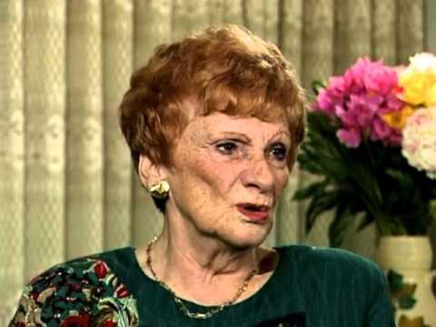 Trudy Pevitz Holocaust Testimony- Shoah Foundation