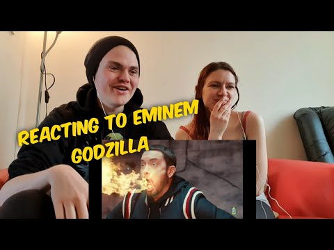 Reacting To Eminem - Godzilla Ft. Juice WRLD (Dir. By @_ColeBennett_)   With  Hotgame7  