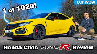 Civic Type R Limited Edition 2021 review - the BEST hot Honda EVER!