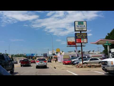 Driving Through Sioux Falls South Dakota - Supernatural! (Sioux Falls, SD)