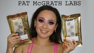 NEW Pat McGrath Eye Ecstasy Mini Eyeshadow Palettes