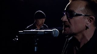 U2 - Every Breaking Wave - Live from Later with Jools Holland