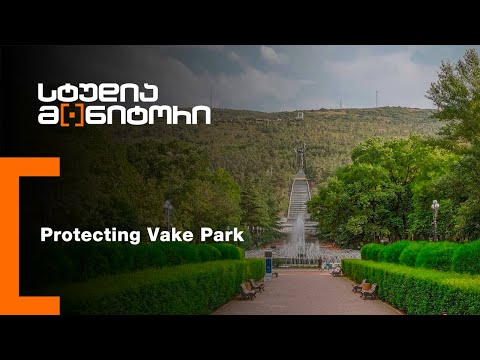 Protecting Vake Park