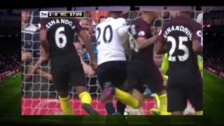 Tottenham Hotspur vs Manchester City 2 - 0 Highlights and goal 2 oct 2016