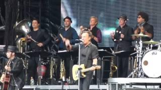 "BRUCE SPRINGSTEEN - ""Born In The USA"" live Stade de France, Paris, France 29/06/2013"