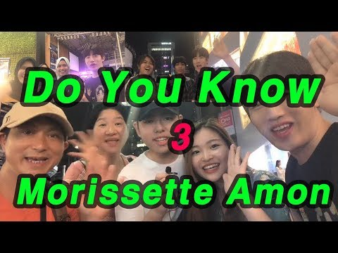 Strangers react to morissette Amon firstly