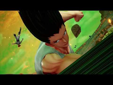 Jump Force - Gameplay da Gamescom 2018 | X1, PS4, PC thumbnail