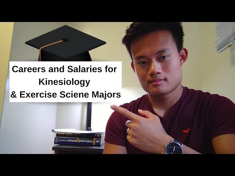 5 Careers For Kinesiology/Exercise Science Majors