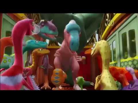 my favorite song in Dinosaur Train Dinosaur Big City Part ...